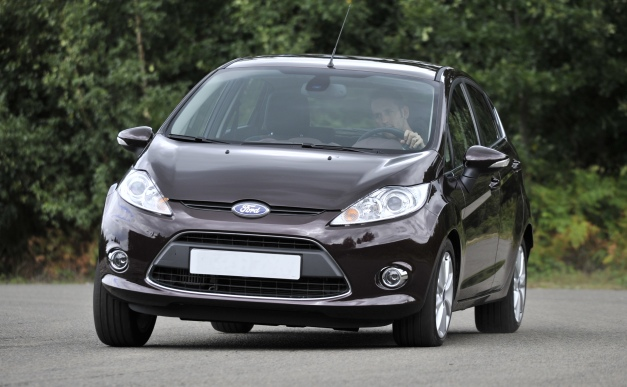Ford Fiesta MkVII 1.6 TDCi remapped for extra performance and economy by Superchips Ltd