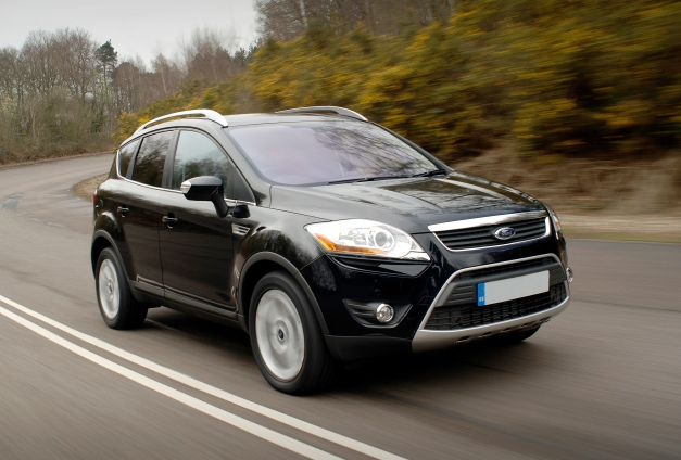 Superchips Ltd ECU remapped Ford Kuga 2.0 TDCi