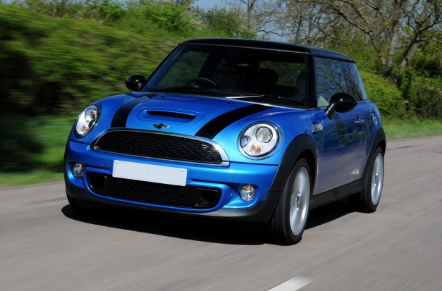 Phase 2 MINI Cooper S R56 performance remapped by Superchips Ltd