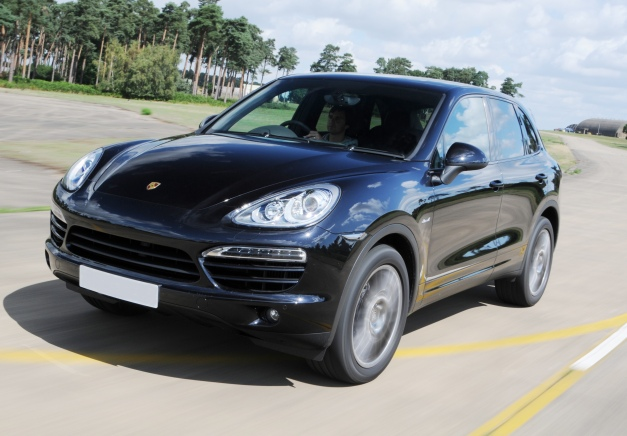 Porsche Cayenne Diesel remapped by Superchips