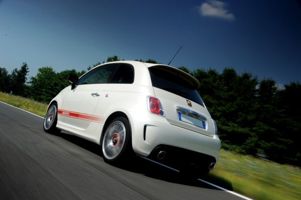 Abarth 500 power boosting Superchips ECU remap
