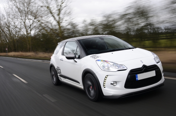 Citroen DS3 Racing ECU remap by Superchips Ltd