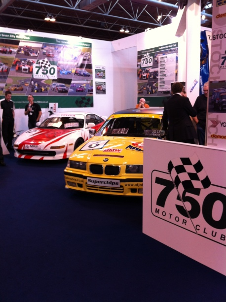 750MC BMW Compact Cup appoints Superchips as technical partner.