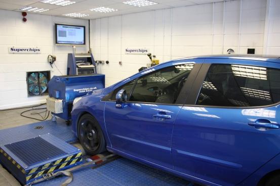 Peugeot 308 1.6 THP 150 PS ECU remap