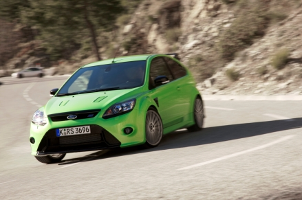Ford Focus RS 300 bhp Mk2, MP350, RS500 Superchips