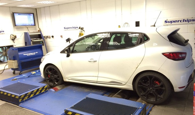 Renaultsport clio turbo picture BLOG