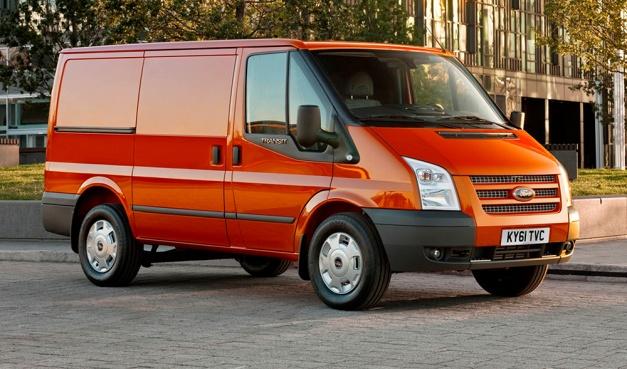 Ford Transit 1000w