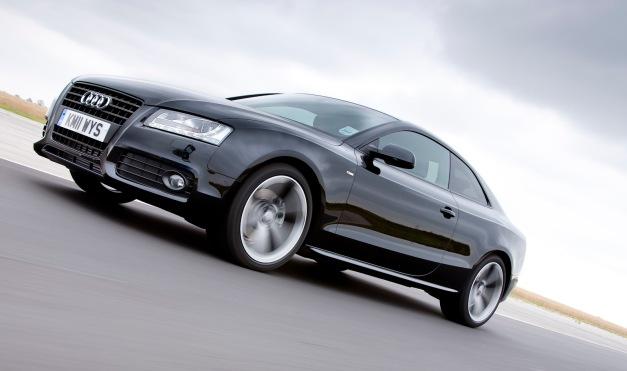 Audi A5 cropped