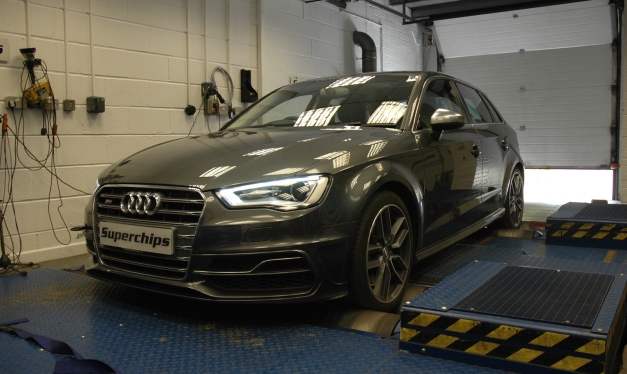 Audi S3 cropped