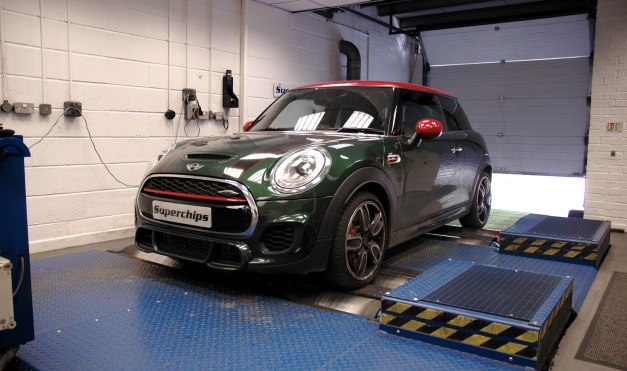 MiniF56JCW230PS Dyno BLOG
