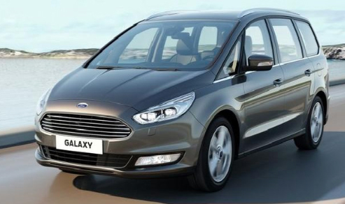 Ford Galaxy 15 Ecoboost SIZED