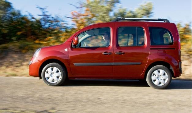 Renault Kangoo SIZED