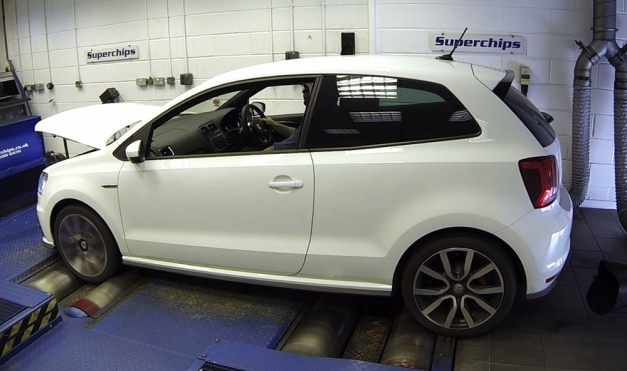 vw polo gti and tsi horses for courses from superchips. Black Bedroom Furniture Sets. Home Design Ideas