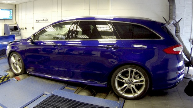 Ford Mondeo Mk5 2.0 Ecoboost 240PS