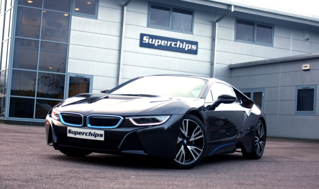Into The Future Bmw I8 Conversion By Superchips Superchips Uk