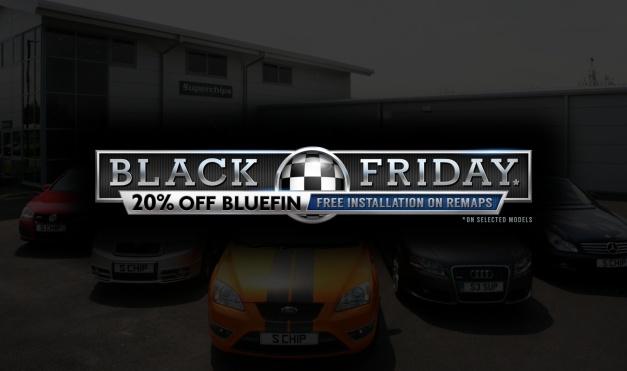 Black Friday 2019 Promotional image
